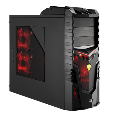 RealPC achilles Red configureren en installeren