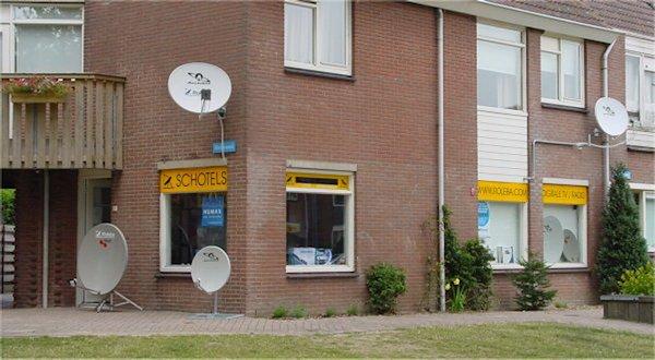 Route en contact gegevens Computer-repareren Almere