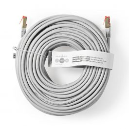 Cat 6 F/UTP-netwerkkabel | RJ45 (8P8C) male – RJ45 (8P8C) male | 20 m