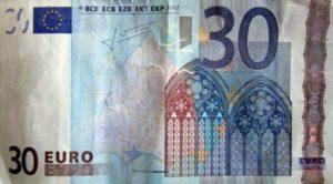 Bankbiljetten tellers en vals geld detectoren