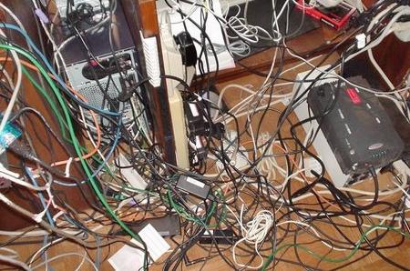 Installatie van PC en netwerk